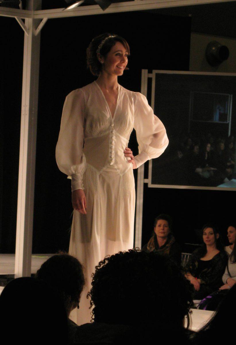 Parachute Dress Front